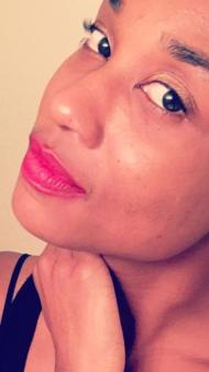 Model/Actress Sanestina